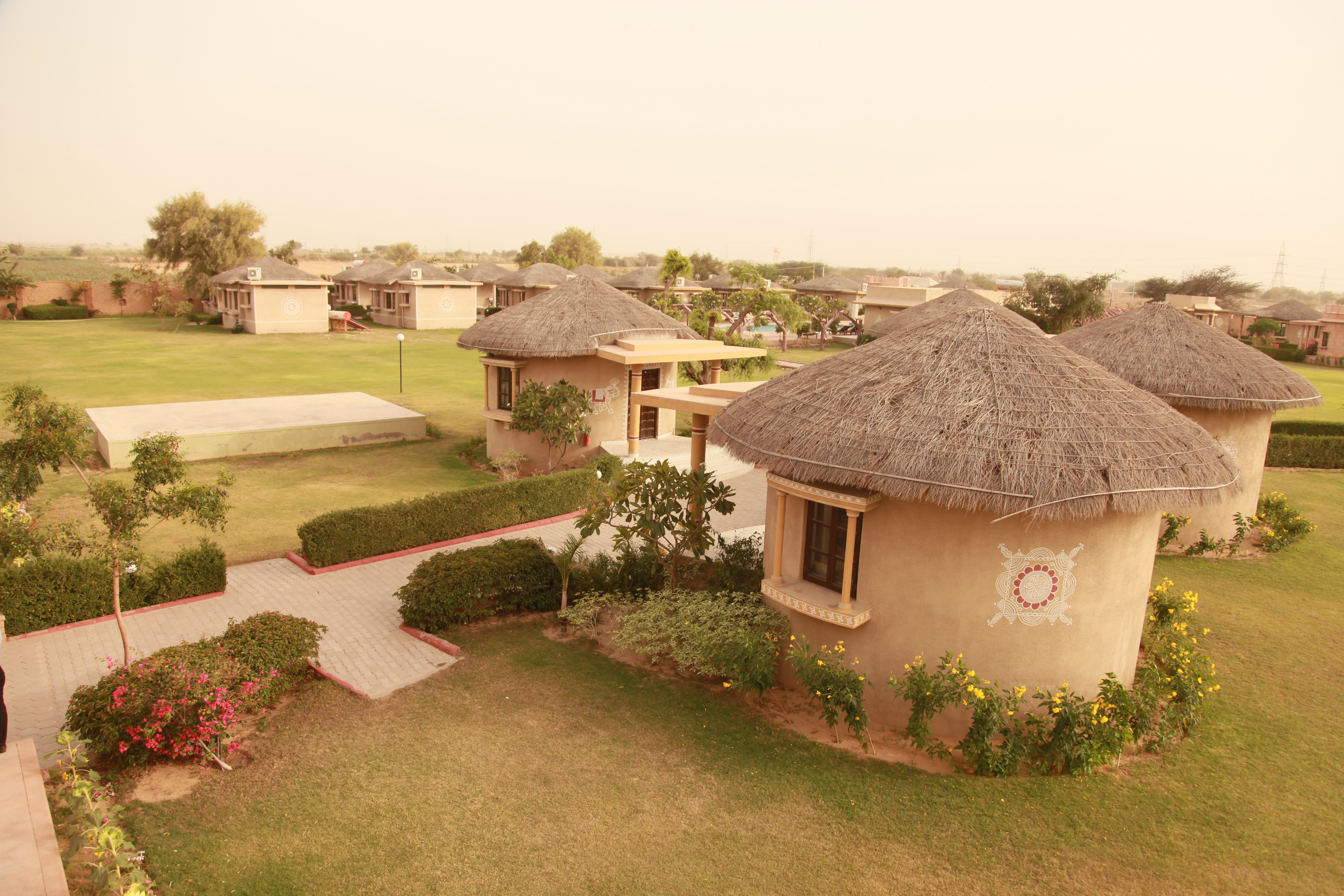 Thar Oasis - Resort in Jodhpur