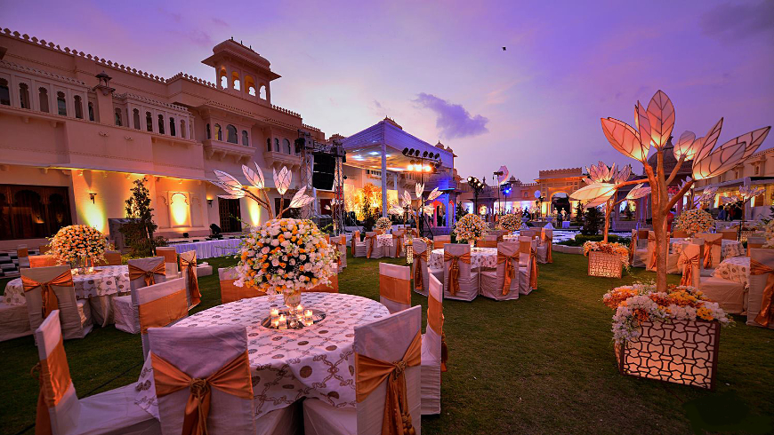 Top Wedding Venues in Jodhpur