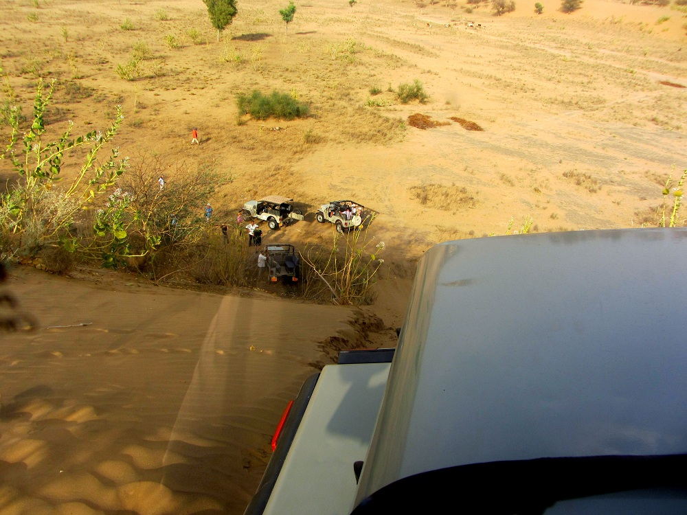 Thar Oasis Jeep Safari